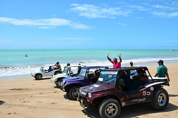 Passeio de Buggy em Maragogi - Alagoas