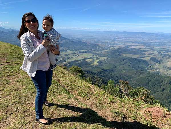 Mirante do Pico Agudo - Santo Antônio do Pinhal SP