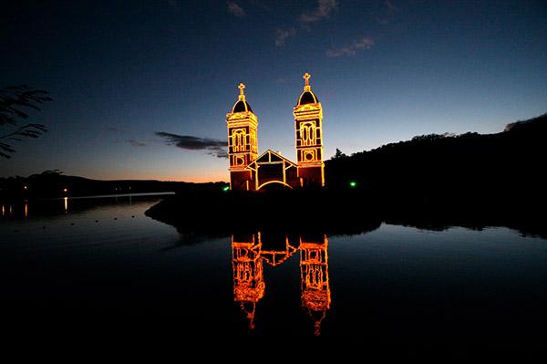 Torres da Antiga Igreja