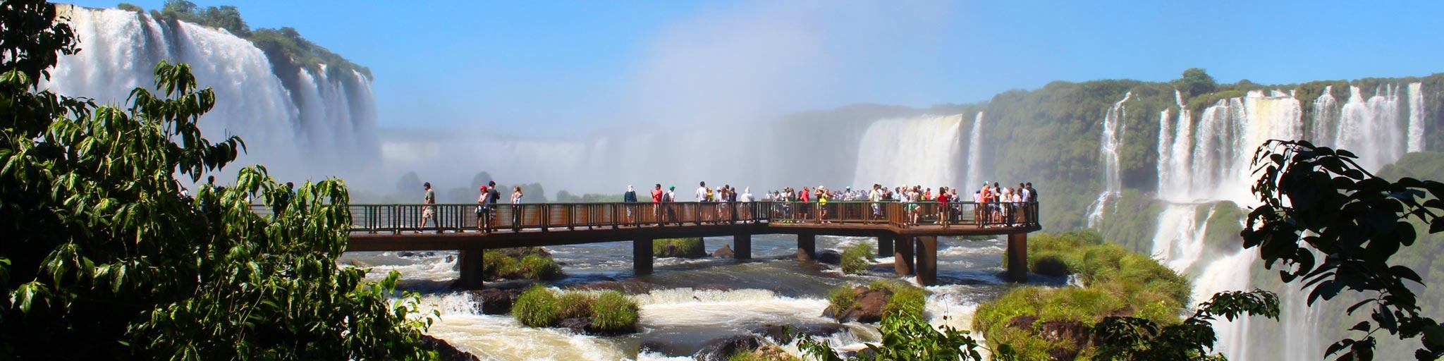 Cataratas de Foz do Iguaçu - Paraná