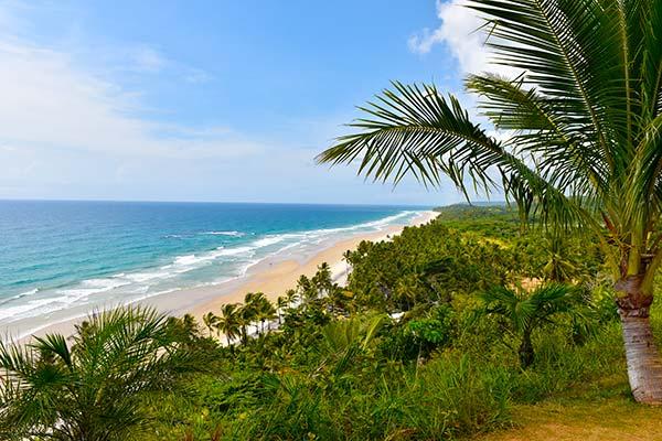 Praia de Itacarezinho - Bahia