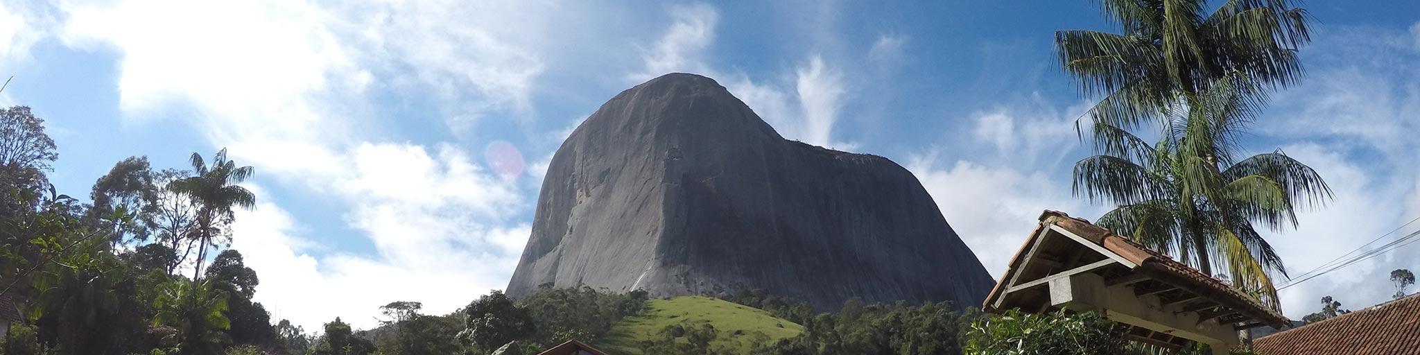 Vista da Pedra Azul - Domingos Martins - ES