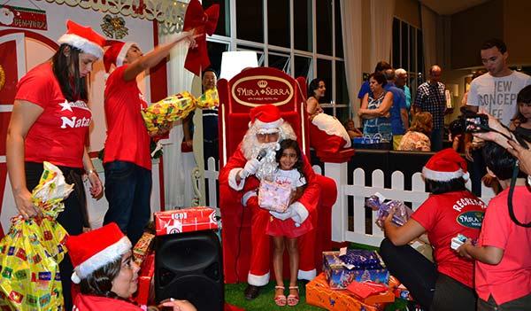 Natal no Mira Serra Parque Hotel