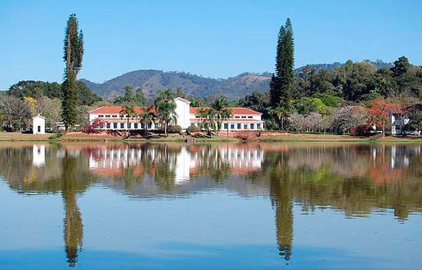 Parque das Águas de São Lourenço MG