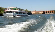 Passeio de Barco pelas Eclusas do Rio Tietê